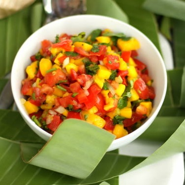 Mango Salsa and an Ayurveda Birthday