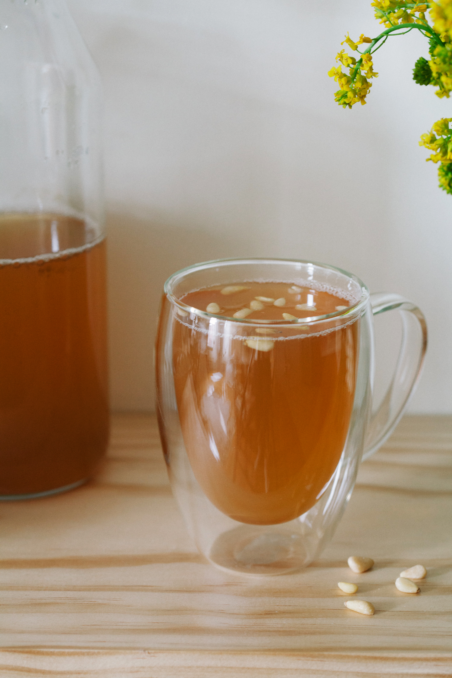 Jujube Ginger Tea | Golubka Kitchen