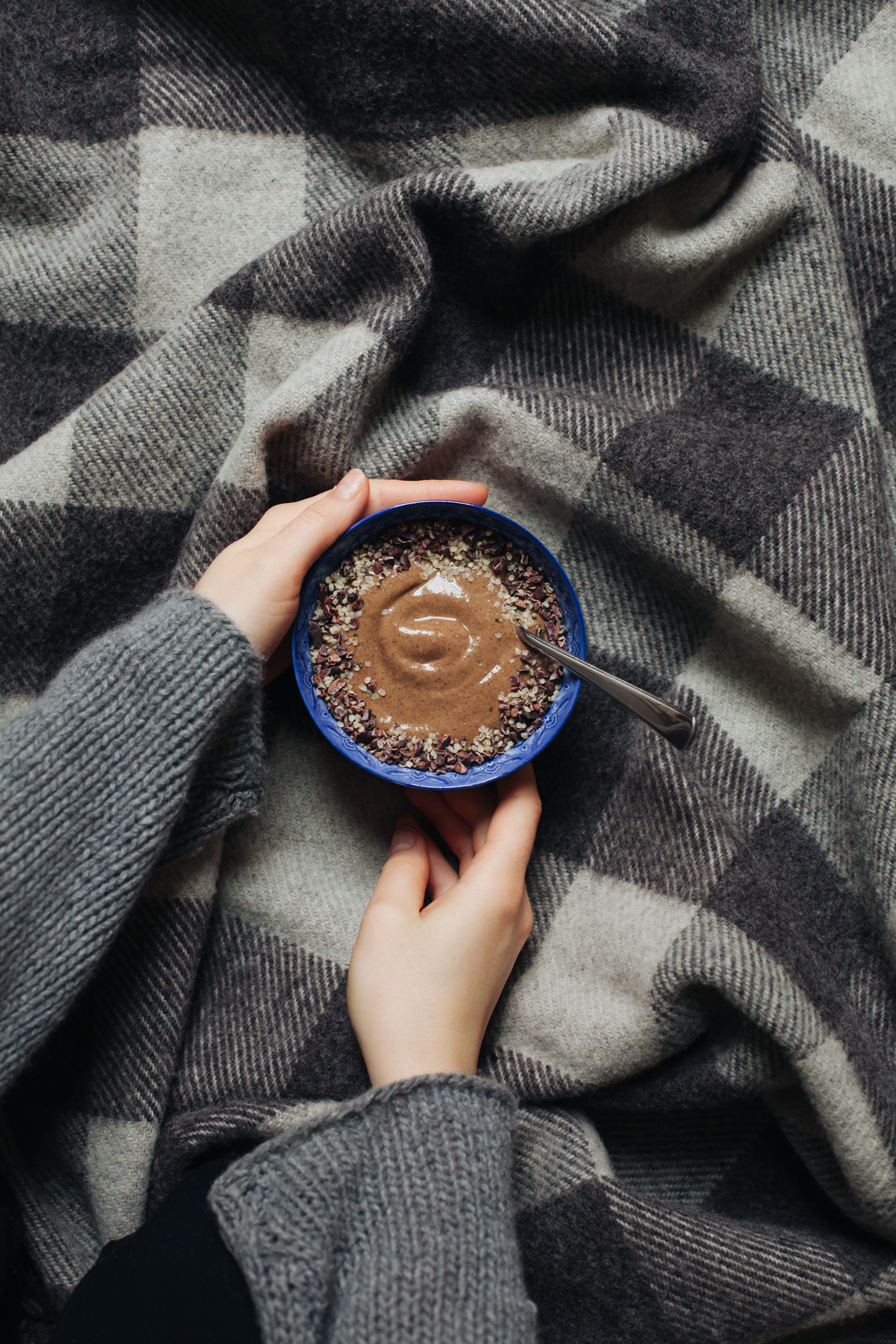Whipped Chocolate Chia Pudding | Golubka Kitchen