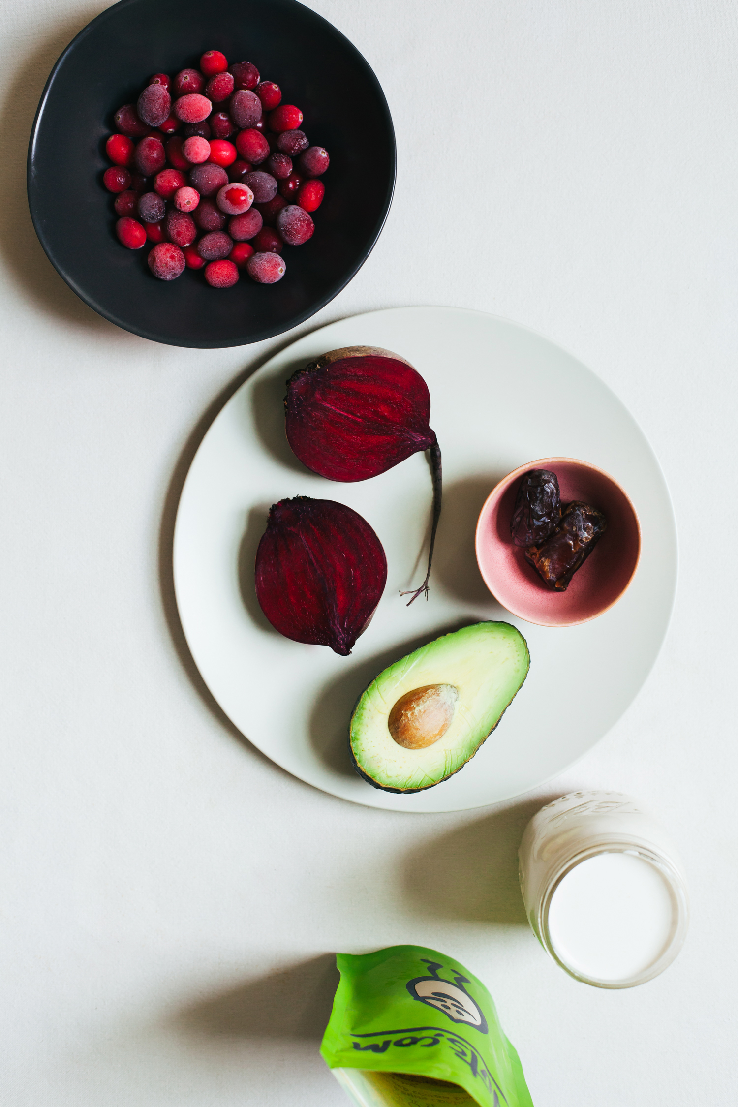 Immunity-Boosting Beet and Camu Camu Breakfast Bowl - Golubka Kitchen