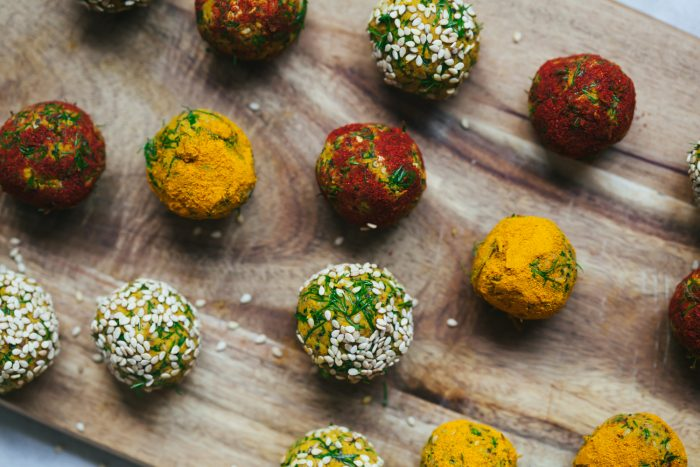 Sweet and Savory Energy Bites, What to Do with Leftover Nut Milk Pulp