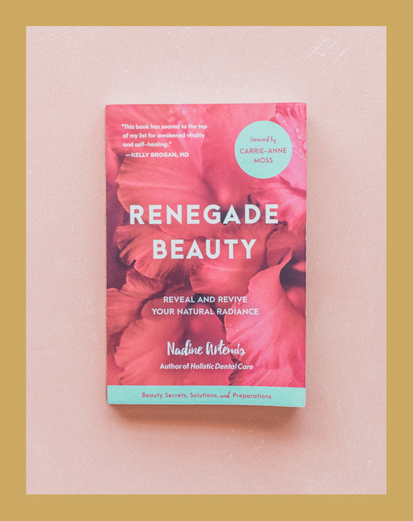 The Library: Renegade Beauty - Golubka Kitchen
