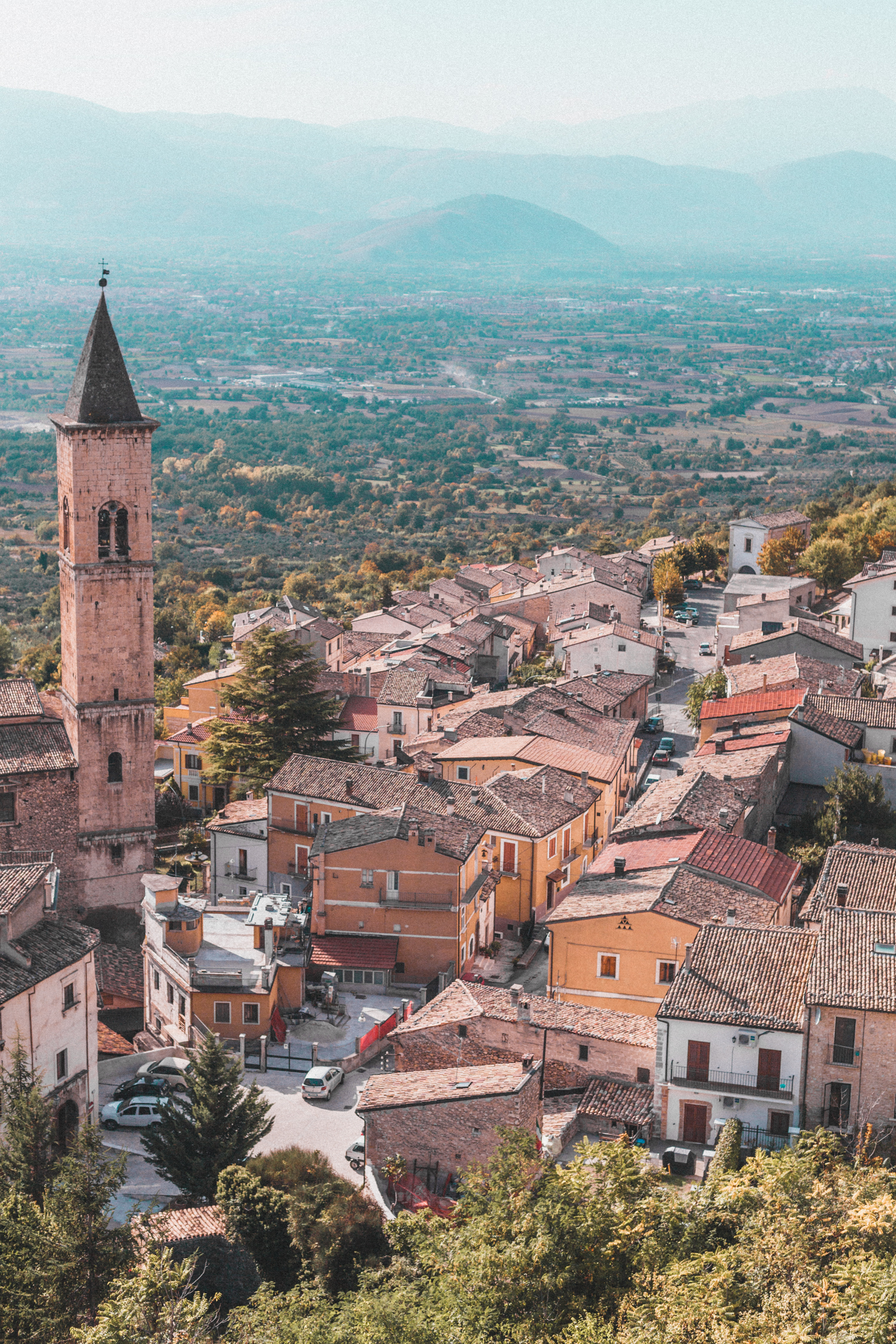 Abruzzo, Italy 2019 Retreats Open for Registration - Golubka Kitchen