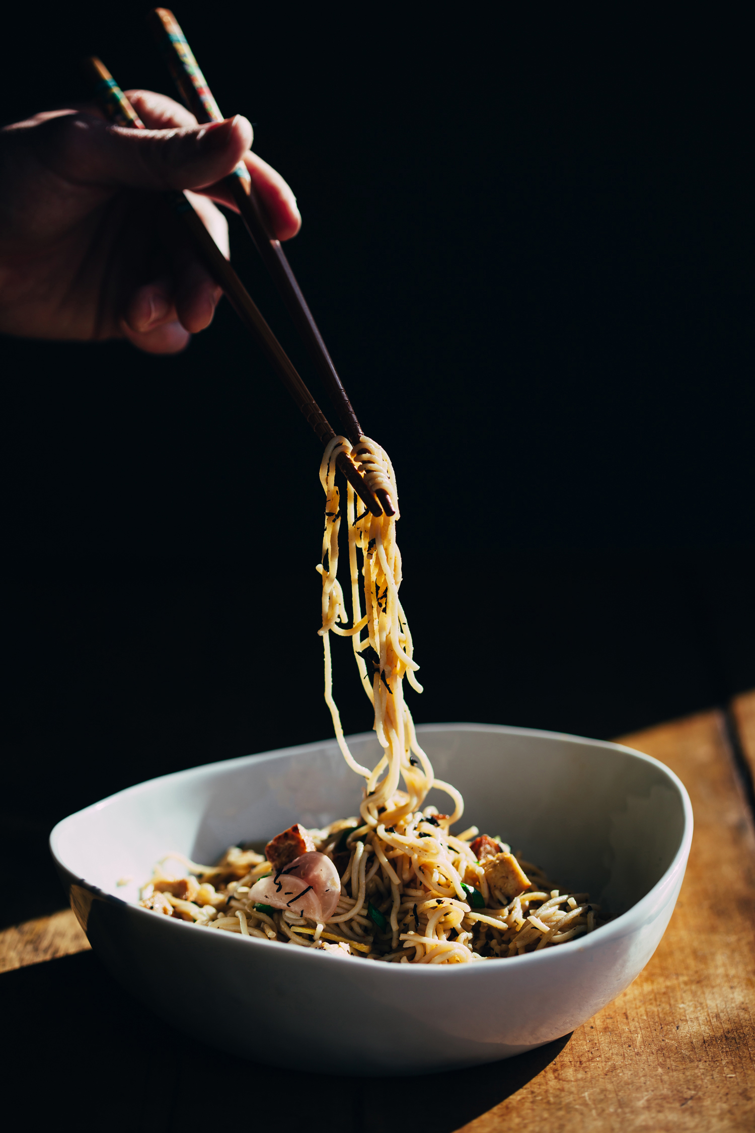 Miso 'Butter' Ramen - Golubka Kitchen
