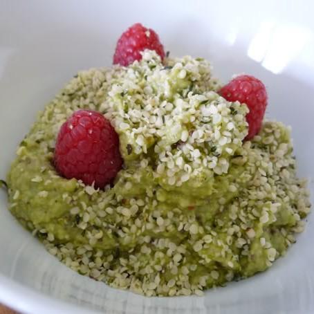 Raw Green Musli