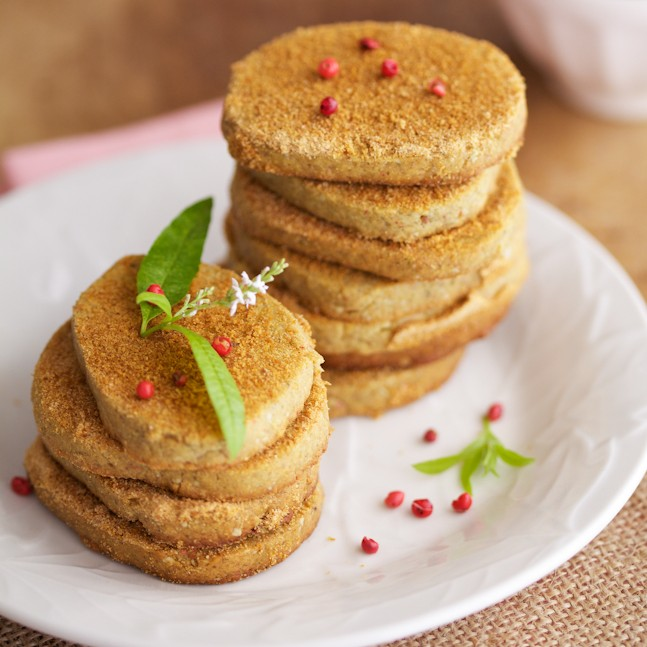Pink Peppercorn Cookies from Small Plates and Sweet Treats
