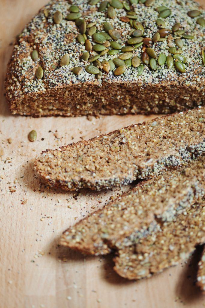 Spiced and Seeded Multigrain Loaf & A Giveaway