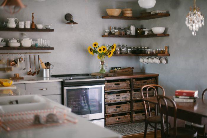 The Kitchen Renovation