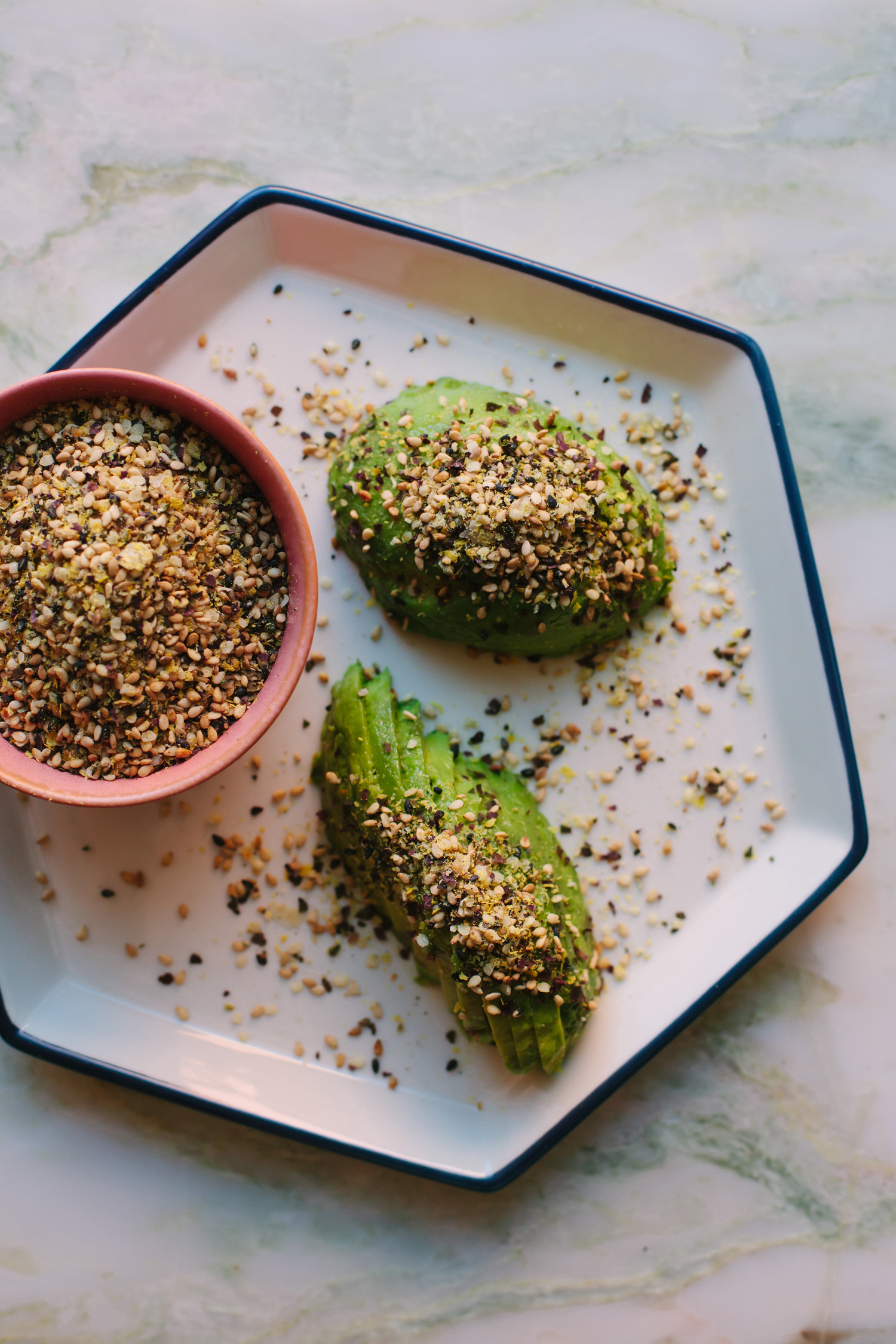 Savory Superfood Sprinkle - Golubka Kitchen