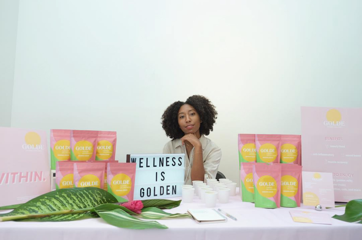 Self-Care Interview Series: Trinity Mouzon Wofford - Golubka Kitchen