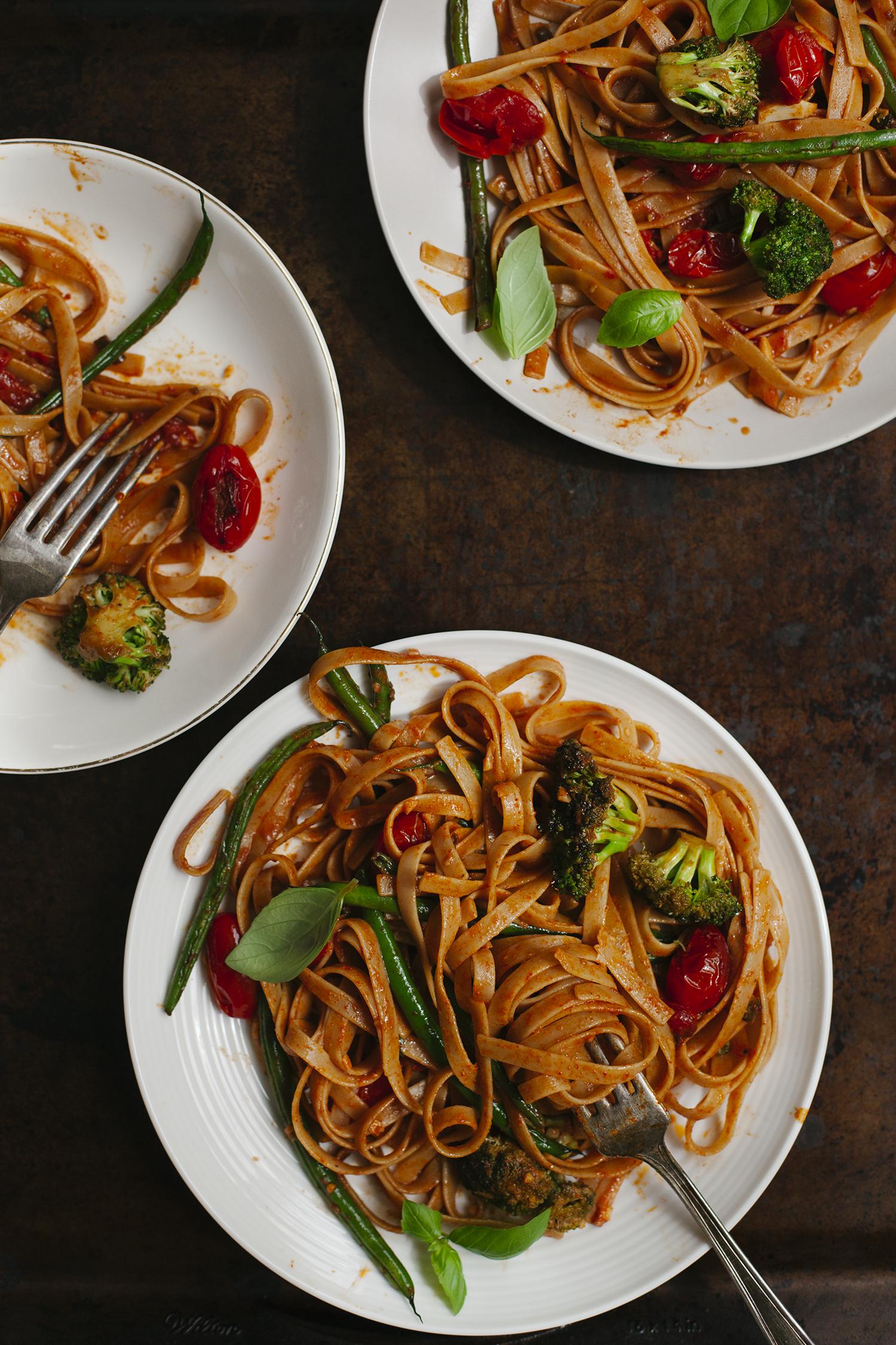 Simply Vibrant, a new cookbook by Anya Kassoff and Masha Davydova
