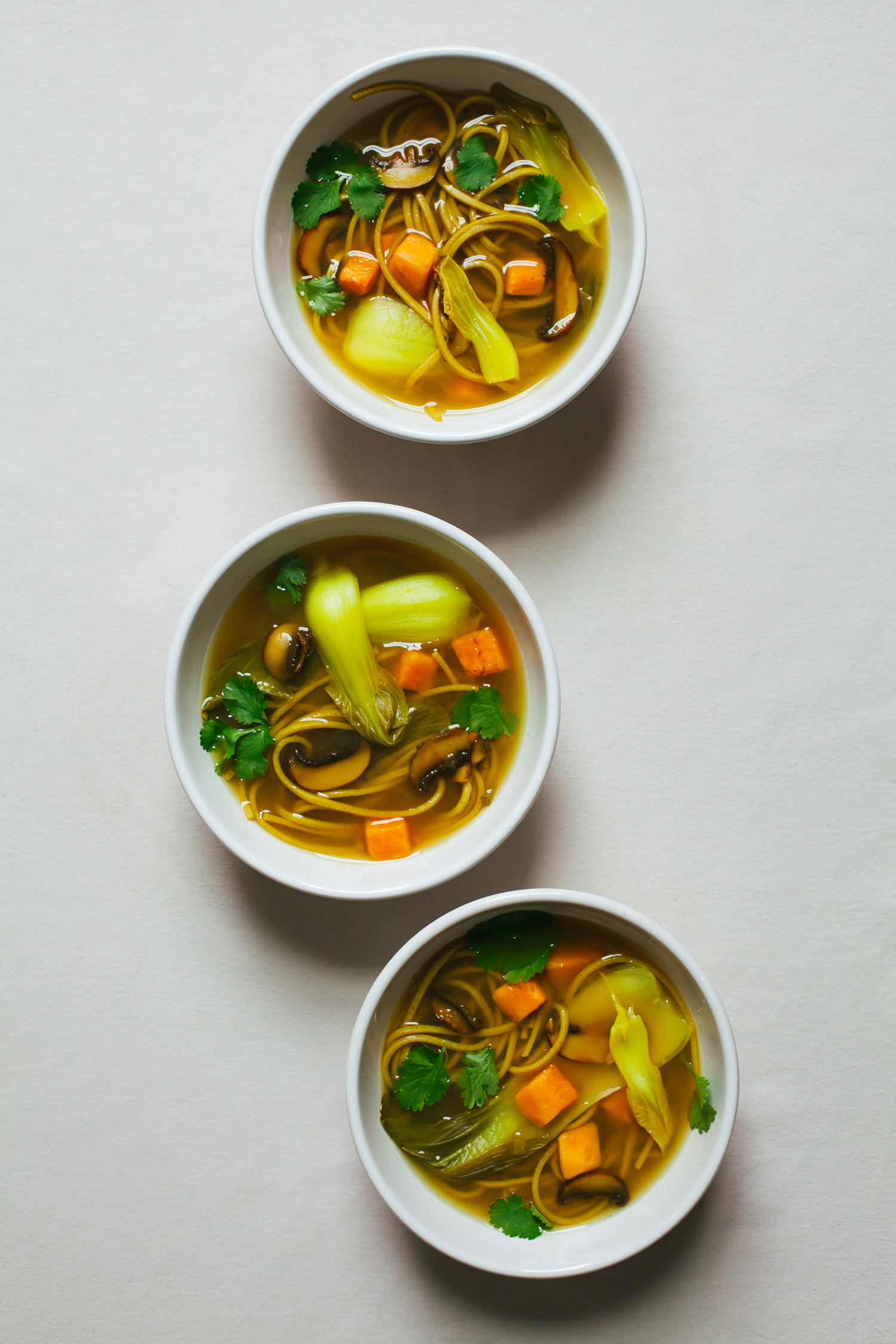 No-Recipe Healing Soup - Golubka Kitchen