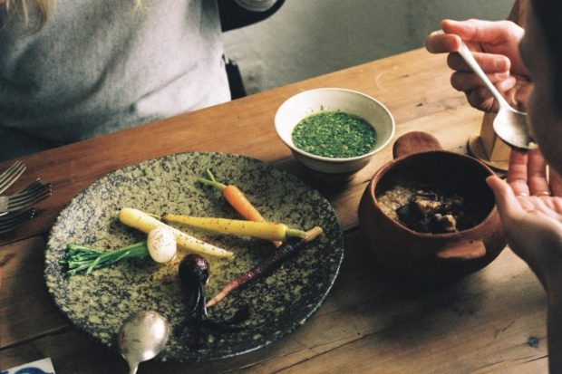Self-Care Interview Series: Lucy Vincent - Golubka Kitchen