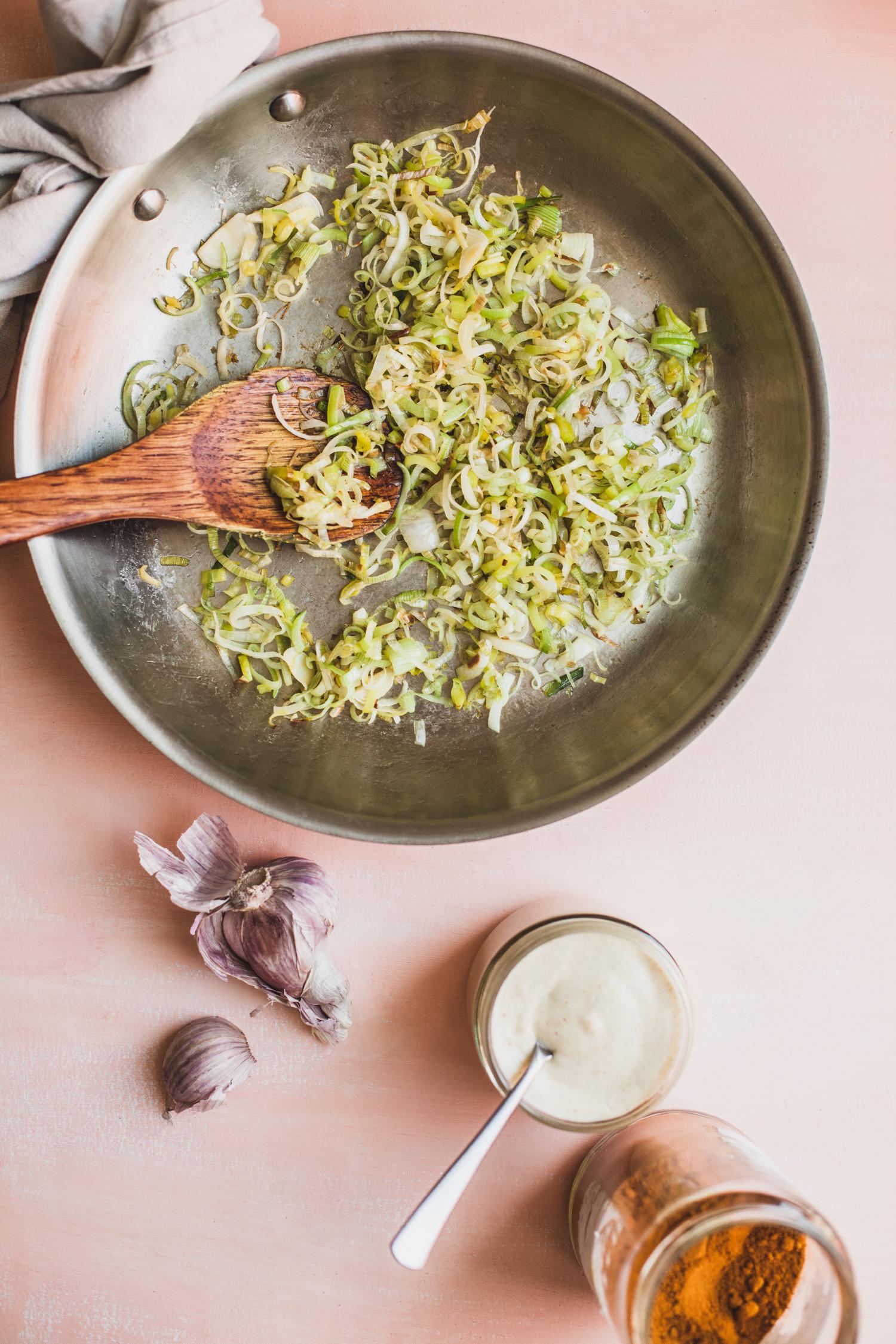 Plant-Based Spring Meal Plan, Part 1 - Golubka Kitchen