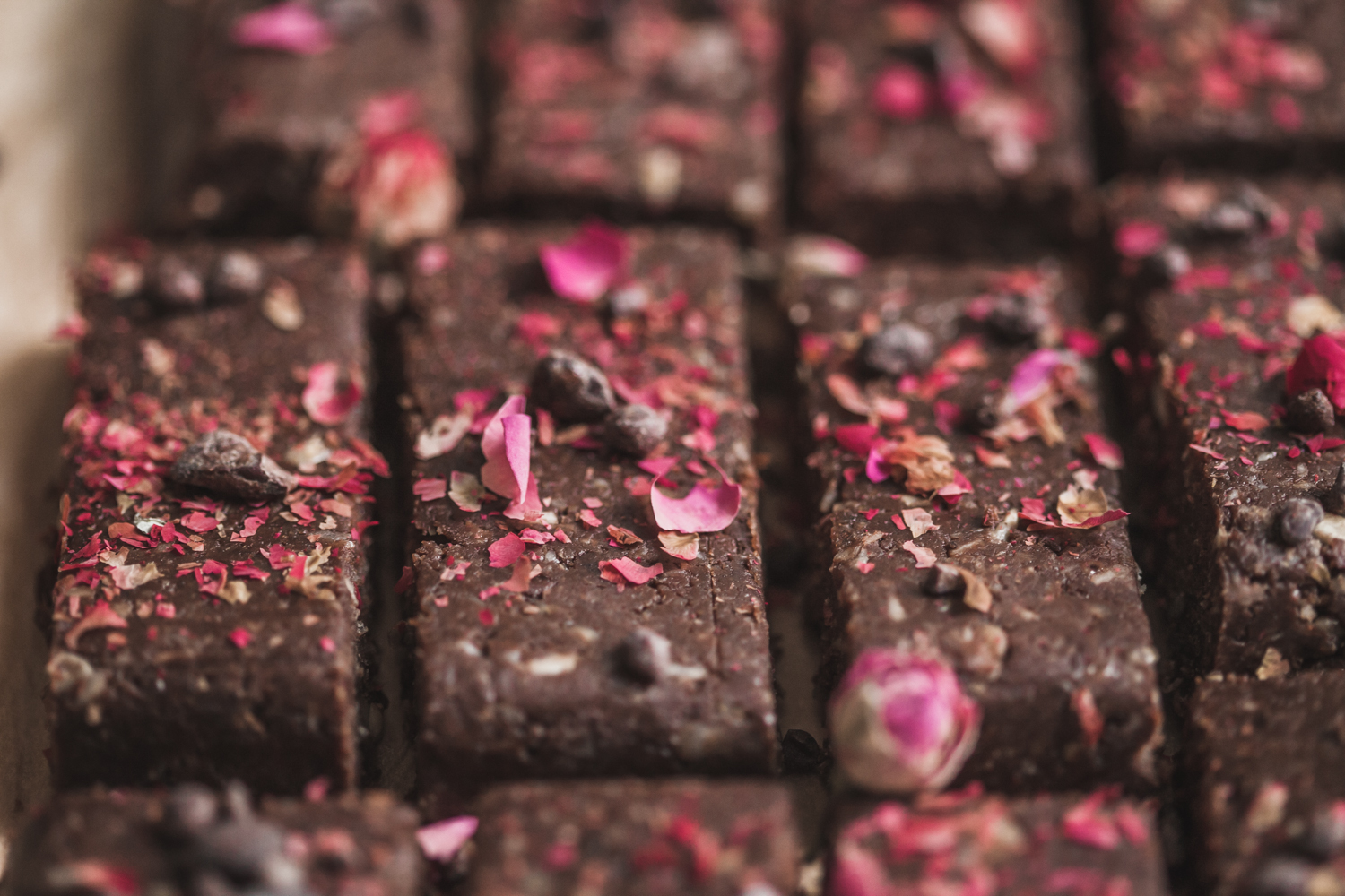Nutty Chocolate Hormone-Balancing Bars from The Thirlby - Golubka Kitchen