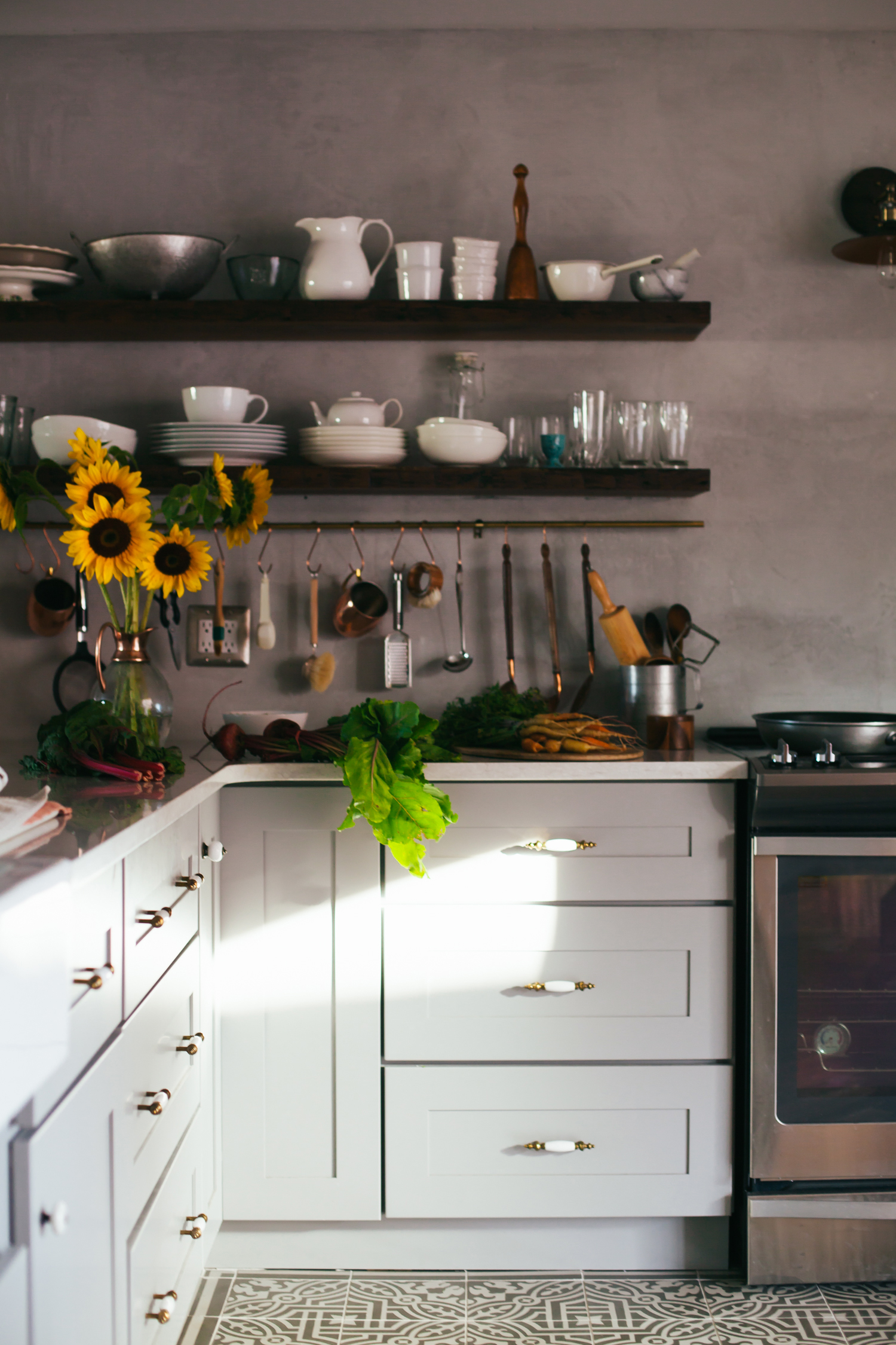Selling Our Home with My Dream Kitchen - Golubka Kitchen