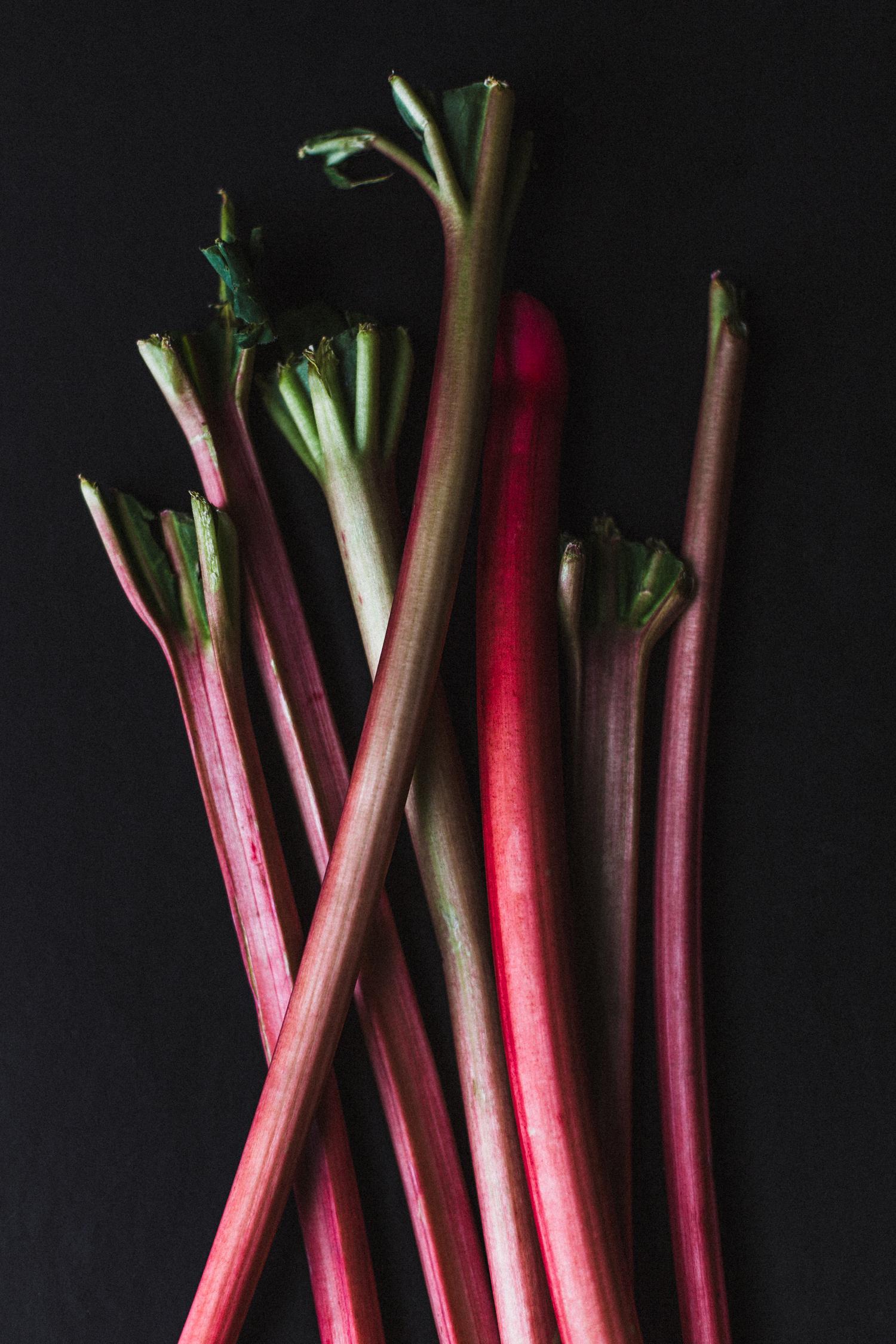 Rhubarb Milk - Golubka Kitchen