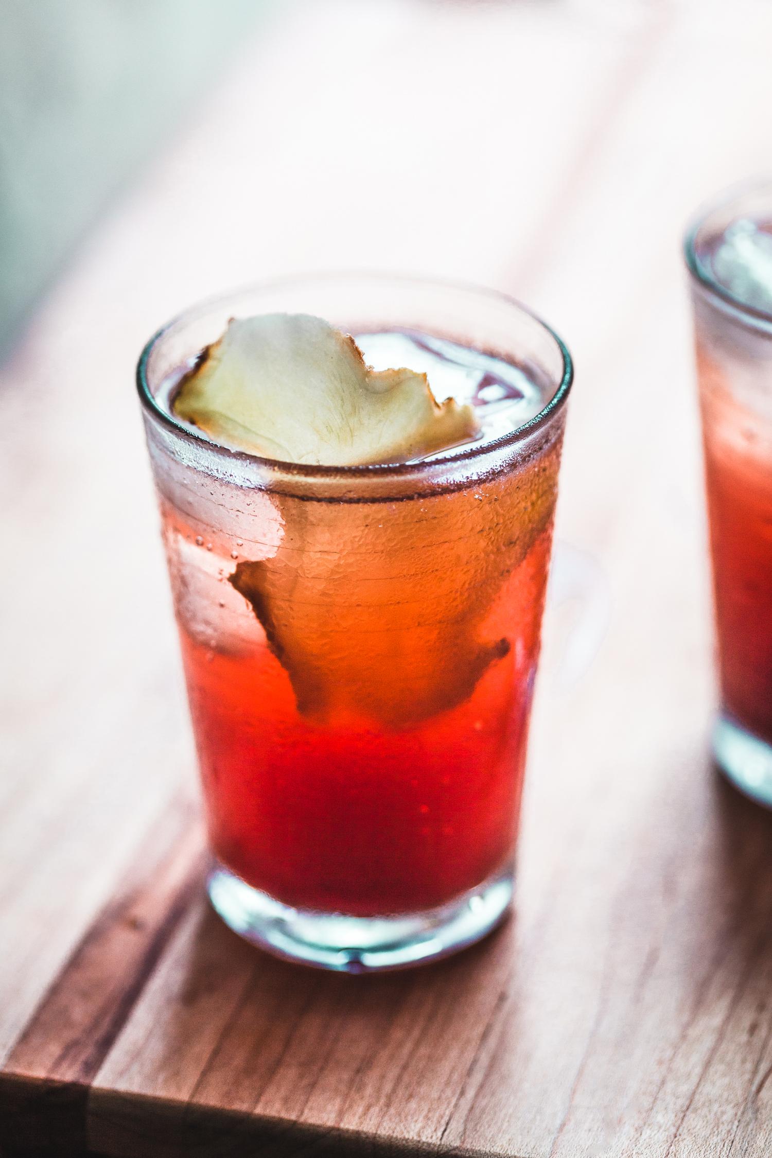 Fruit Shrub, The Most Refreshing Summer Drink - Golubka Kitchen