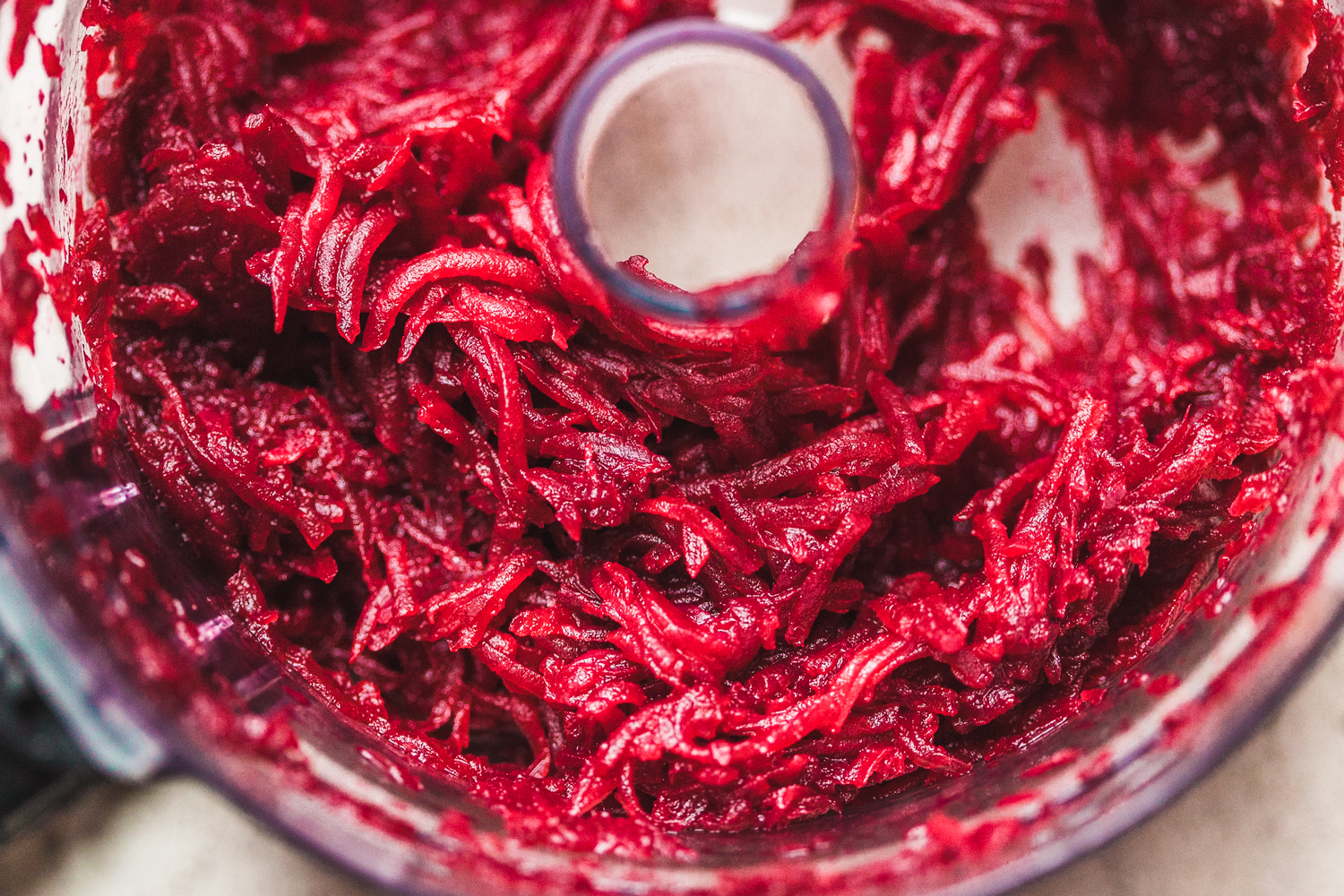 Easy Chilled Beet Soup - Golubka Kitchen