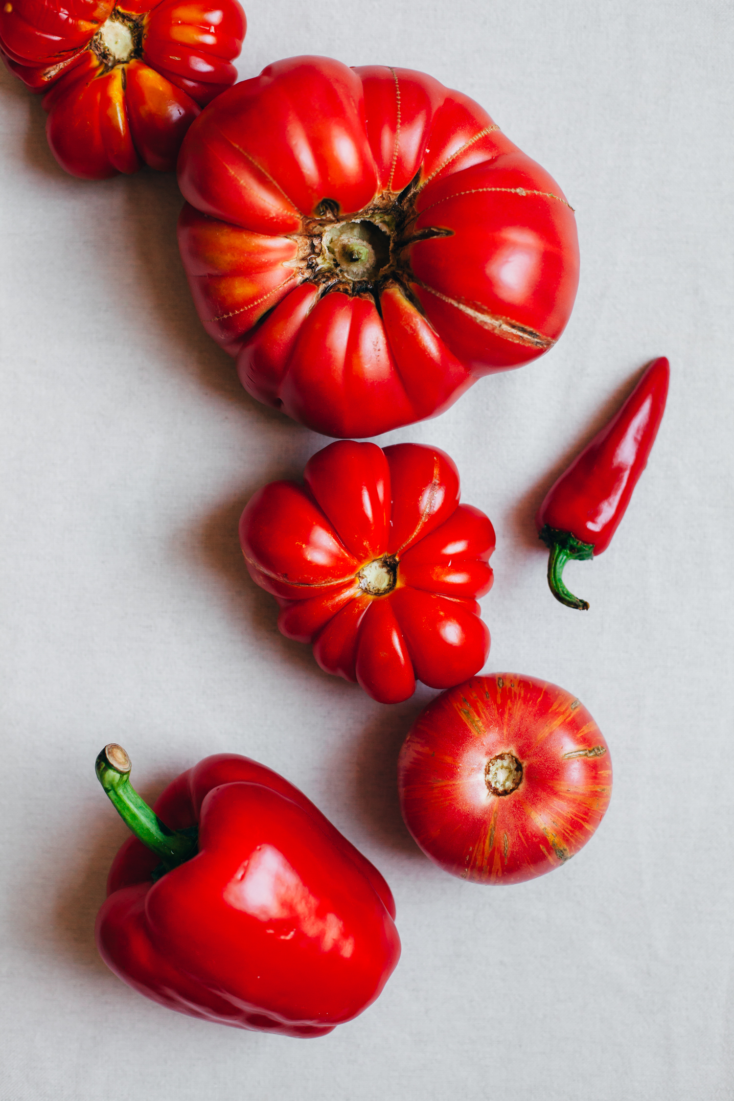 Favorite Tomato Recipes - Golubka Kitchen