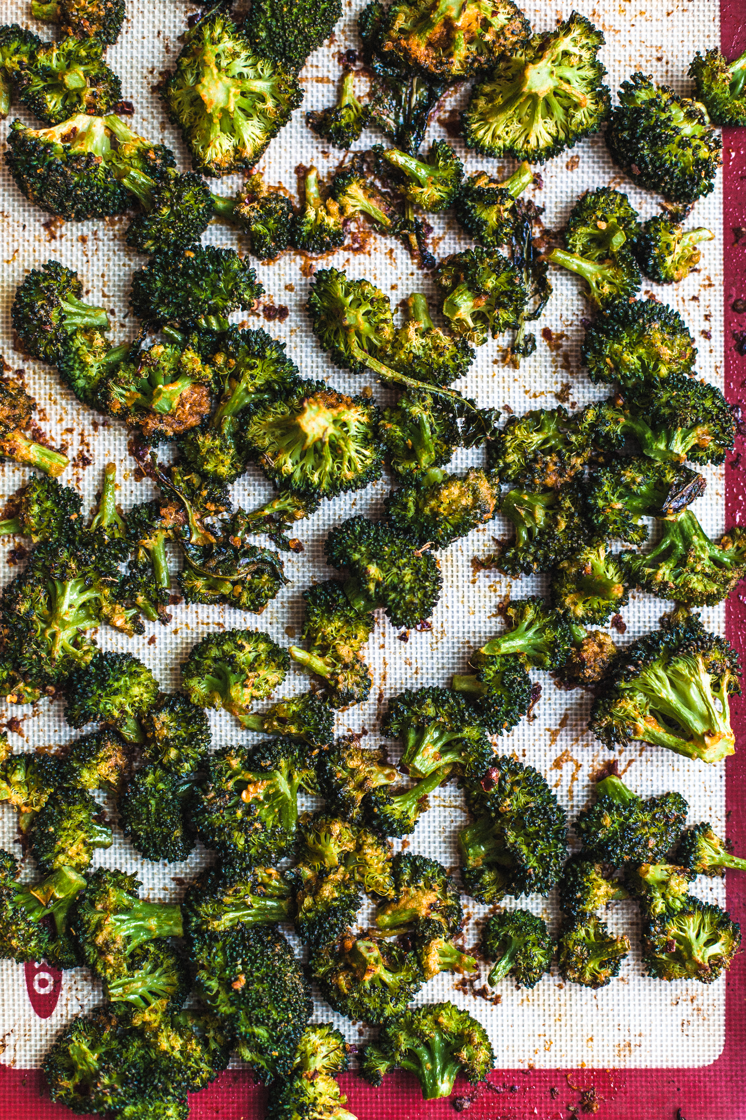 Popcorn Broccoli - Golubka Kitchen