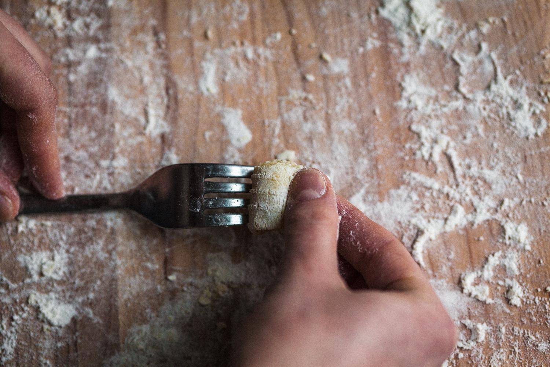 Simple Vegan Gnocchi - Golubka Kitchen