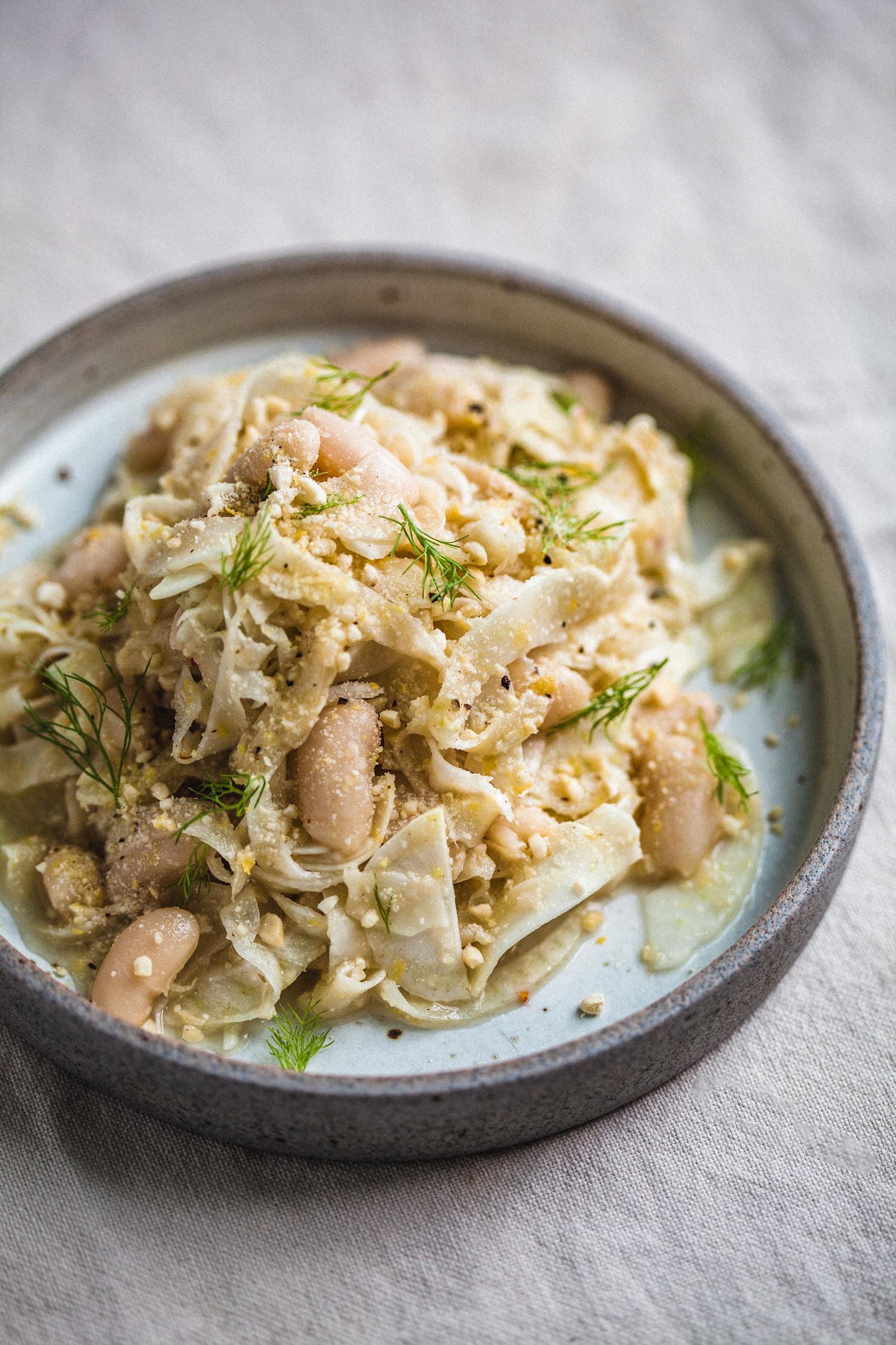 Versatile Fennel Salad - Golubka Kitchen