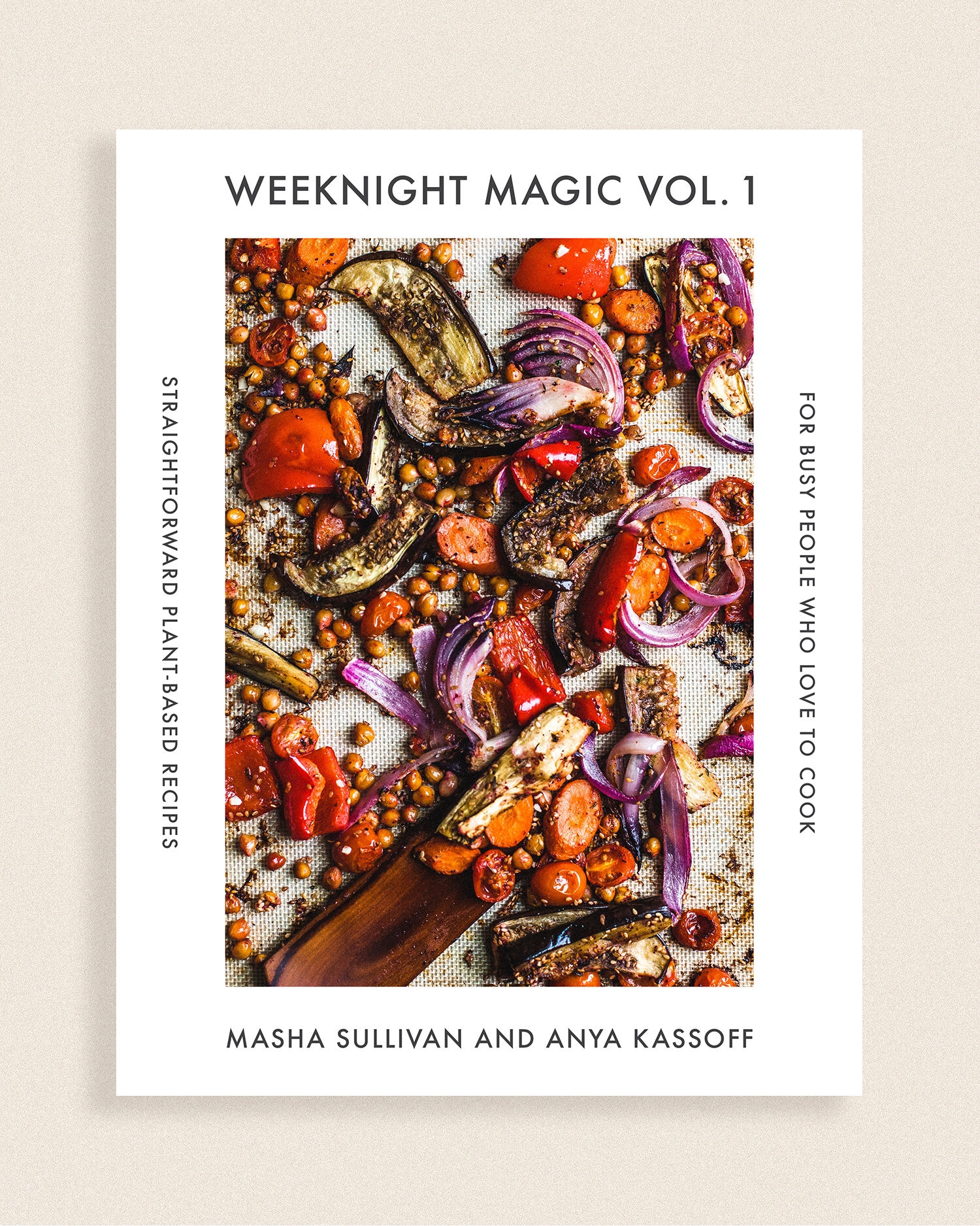 New Ebook: Weeknight Magic Vol. 1 - Golubka Kitchen