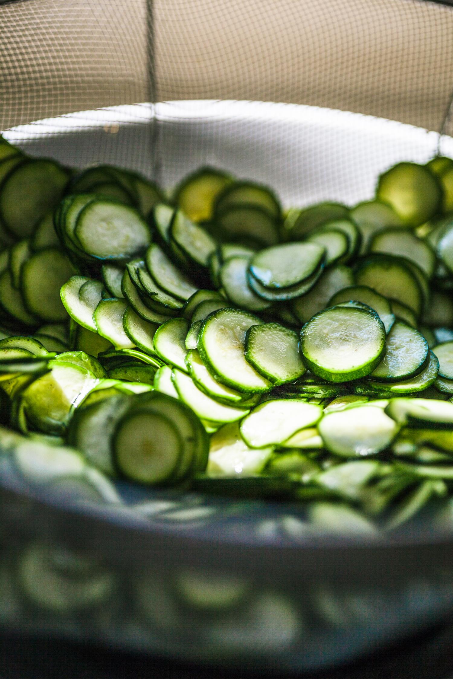 Marinated White Bean Salad - Golubka Kitchen