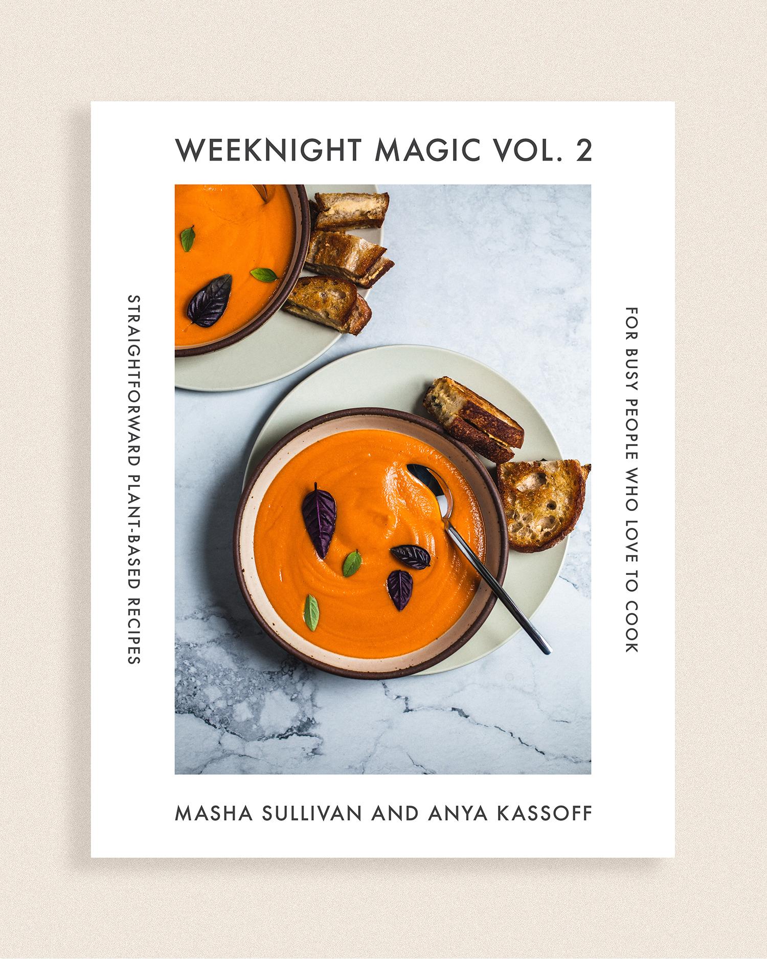 New Ebook: Weeknight Magic Vol. 2 - Golubka Kitchen